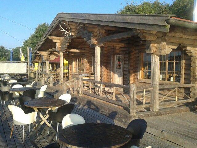 De Blokhut..  de perfecte plaats voor een bruiloft of partijtje.
