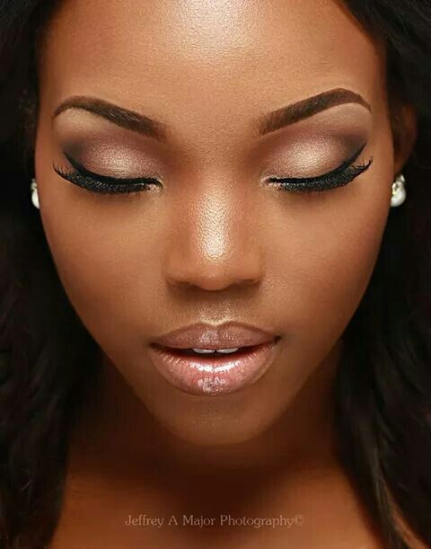 Makeup On Point  Best Of Pinterest Beauty  Brown Skin -1737