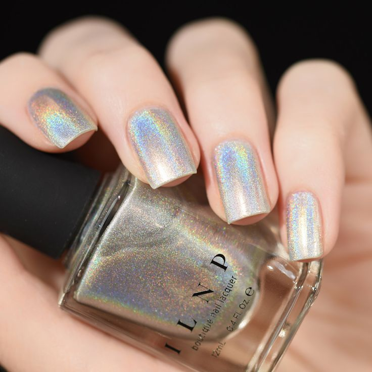 MEGA - 100% PURE Ultra Holographic Nail Polish by ILoveNP on Etsy