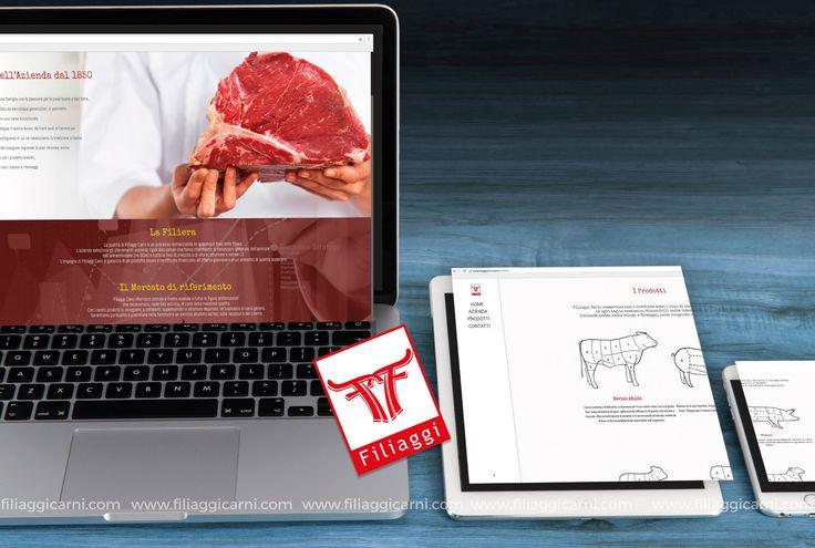 web site for Filiaggi Carni