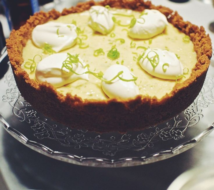 (Key) Lime Pie