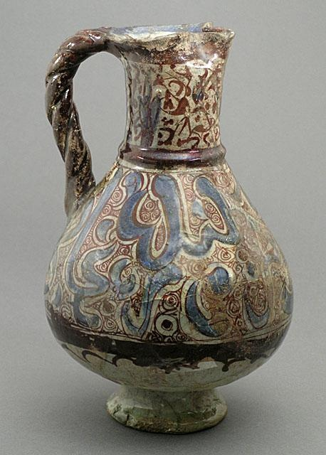 Ewer | Origin: Syria | Period: late 12th-early 13th century | Collection: The Madina Collection of Islamic