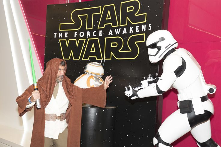 Star Wars:The Force Awakens with INTERFACE 17