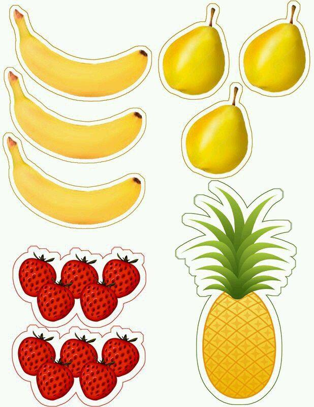 шаблоны картинок для вырезания из бумаги распечатать фрукты особенного, глаз