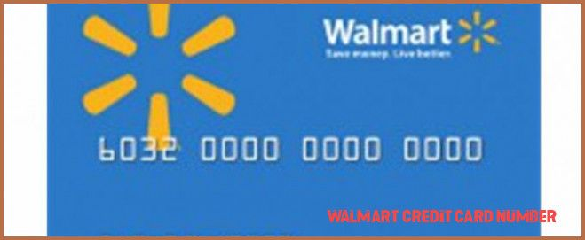 How I Successfuly Organized My Very Own Walmart Credit Card Number