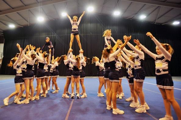 Cheerleading #BCANationals2012