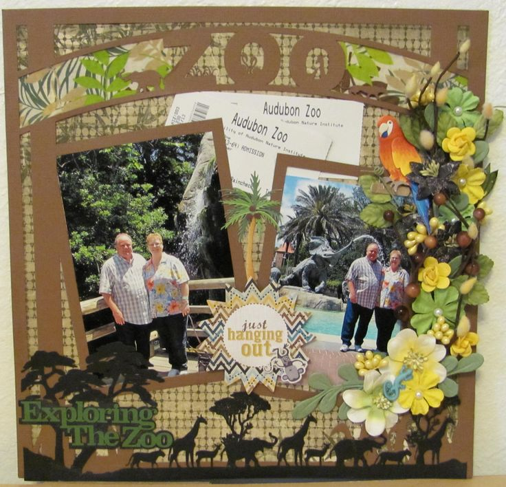 New Orleans Zoo - 2 - Scrapbook.com