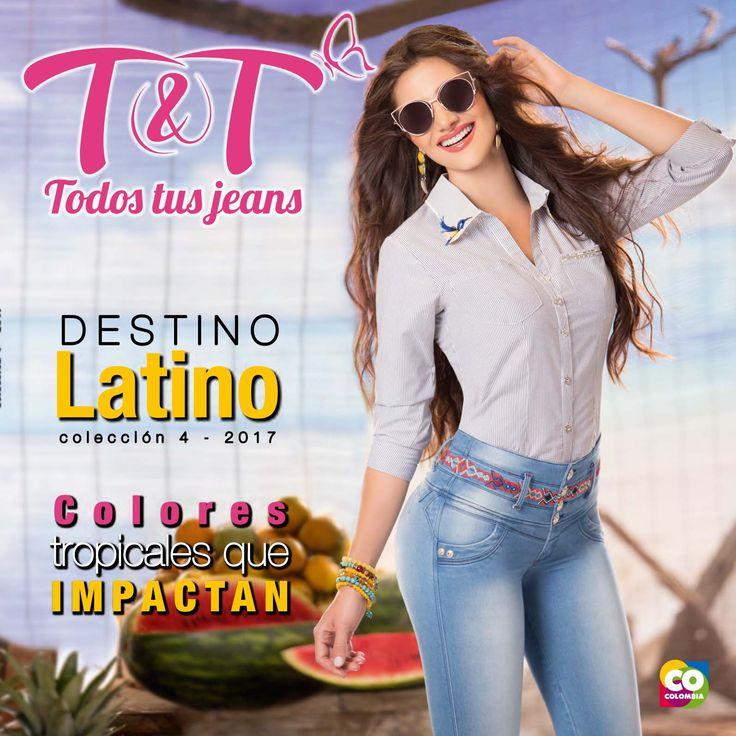 T&T Jeans, blusas, calzado, chaquetas y todo el outfit para tu look diario #DestinoLatinoTyt #TodosTusJeansTyt