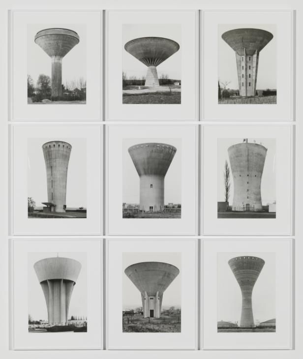 Bernd Becher and Hilla Becher, 'Water Towers' 1972–2009