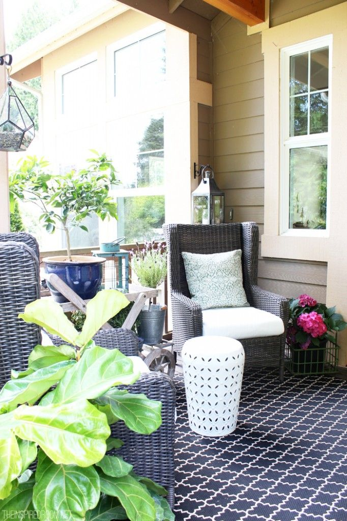 Charming Beautiful Outdoor Spaces Pinterest Porches