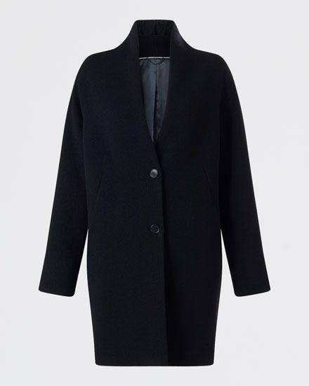 Best 11 Winter Wool Coats....Jigsaw Navy size 8....eBay bargains ...