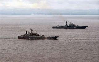 Business and Finance: World War 3? Russia Sends Warships Near Australia …