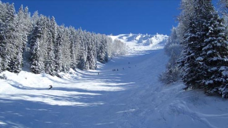 Combe verte .... Ski free ride la Fouly val Ferret