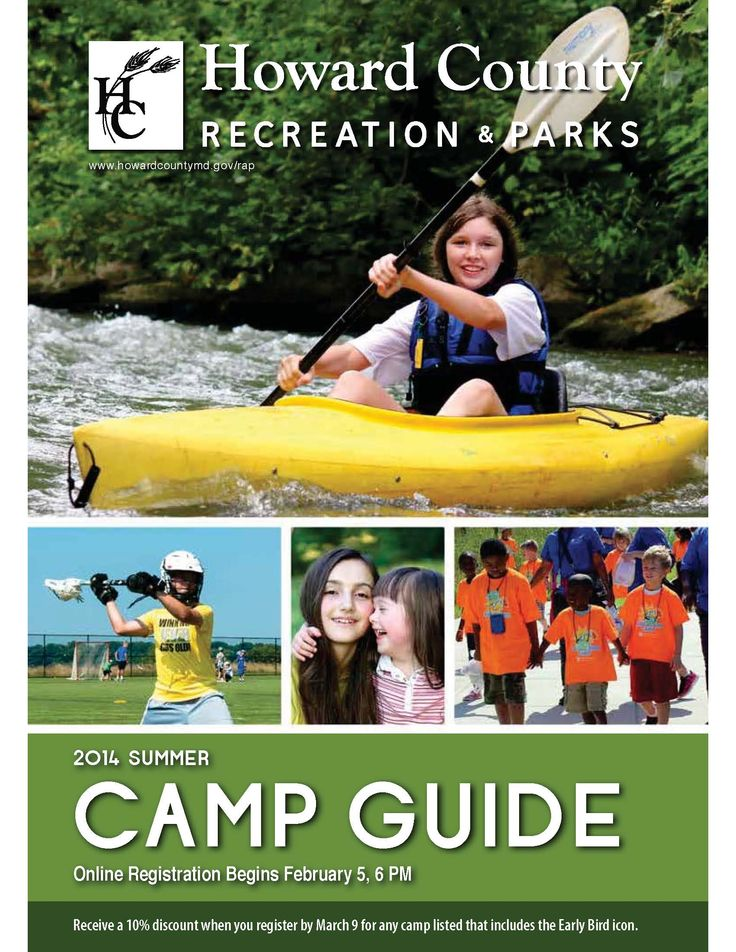 Howard County - About Recreation and Parks