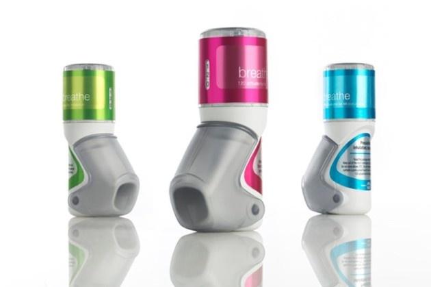 K-Haler Effective Inhaler Design by Paul Scrase