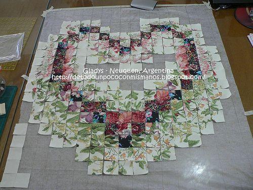 patchwork mozaika - Hledat Googlem