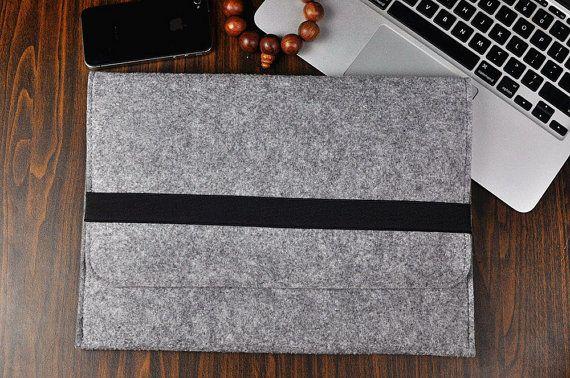 HP 15/17 Zoll Filz Laptop Case Filz Laptop Tasche von FeltBagWorld