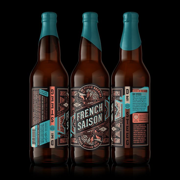 These Gorgeous Brews Embody Tradition and Experimentation — The Dieline | Packaging & Branding Design & Innovation News