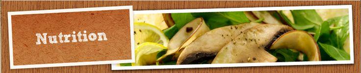 Nutritional Benefits of Mushrooms | Mushroom Info