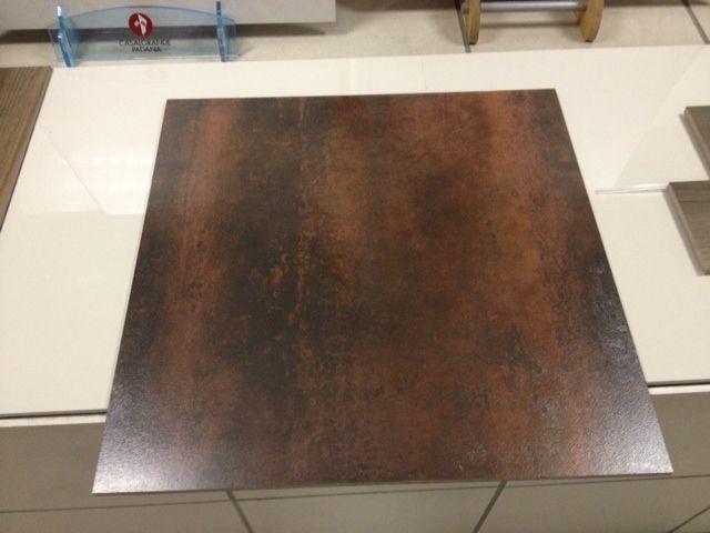 pavimento in gres porcellanato metallizzato lappato rettificato 1°Scelta Bertolani Store