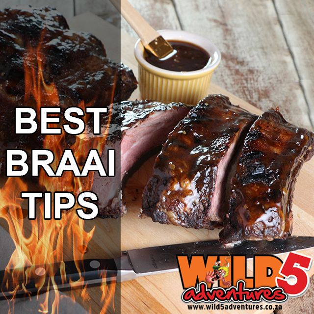 Here are 40 of our best braai tips! Can you think of any that we have left out? http://bit.ly/1Z3kk0E