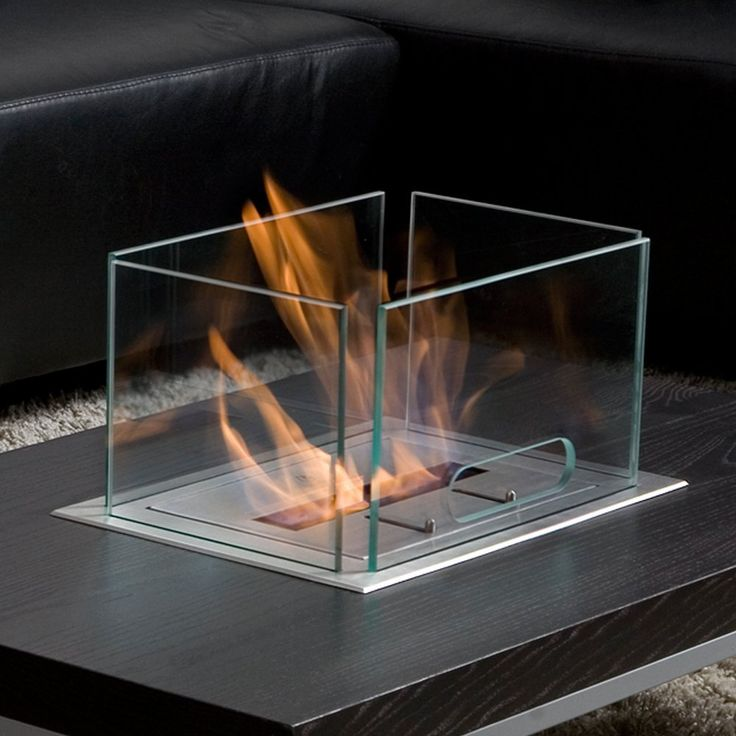 US STORE   Bio Blaze Insert For Table Top Fireplace Manufactured By One Of  The Best Quality Manufacturers , Bio Blaze. Can Be Inserted Into Most Coffee  ...