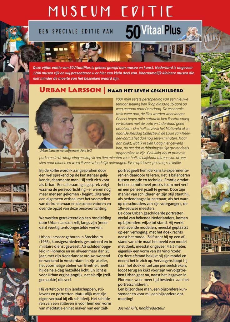 Op pagina 9 een redactioneel artikel over Atelier Ellen in Wassenaar.