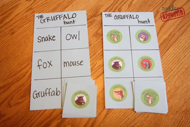 60 Gruffalo party ideas | BabyCentre Blog
