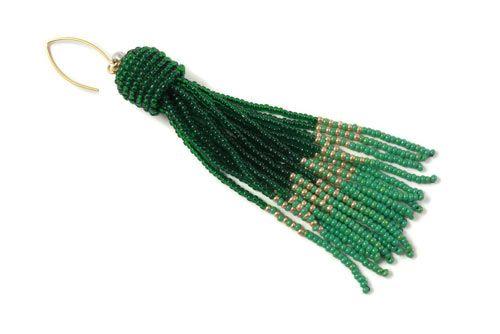 DIY | Tassel earrings | blog smyks.dk