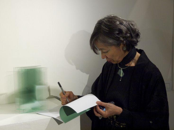 RIFLESSIONI: GIAPPONE:ITALIA, Ōki Izumi e Mauro Bellucci, Esh Gallery, 25:10:2016 - 31