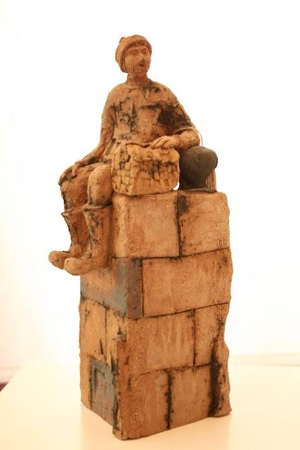 Pendiente de ti: Mi obra escultórica
