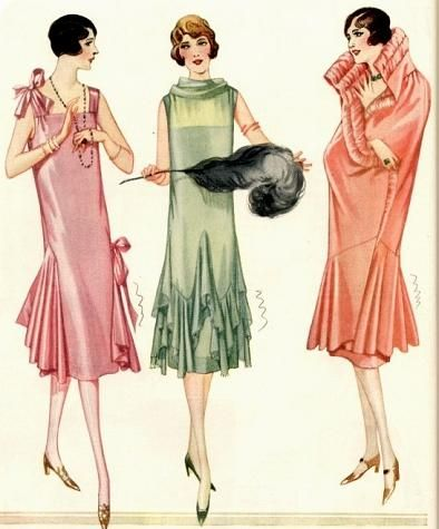 313 Best Images About 20s Sewing Patterns On Pinterest