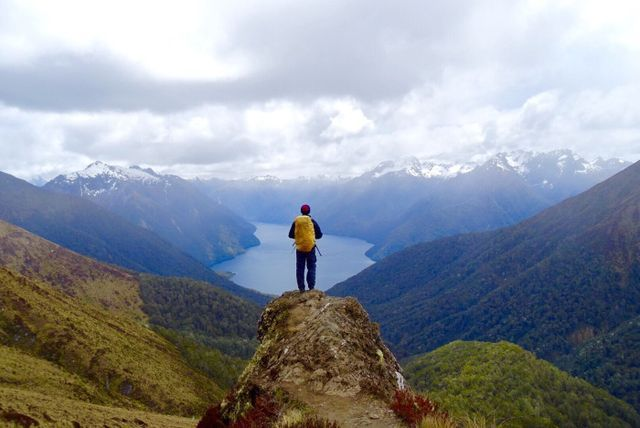 Kepler Track | Top Ten Hikes on New Zealand's South Island | spinthewindrose.com #nz #newzealand