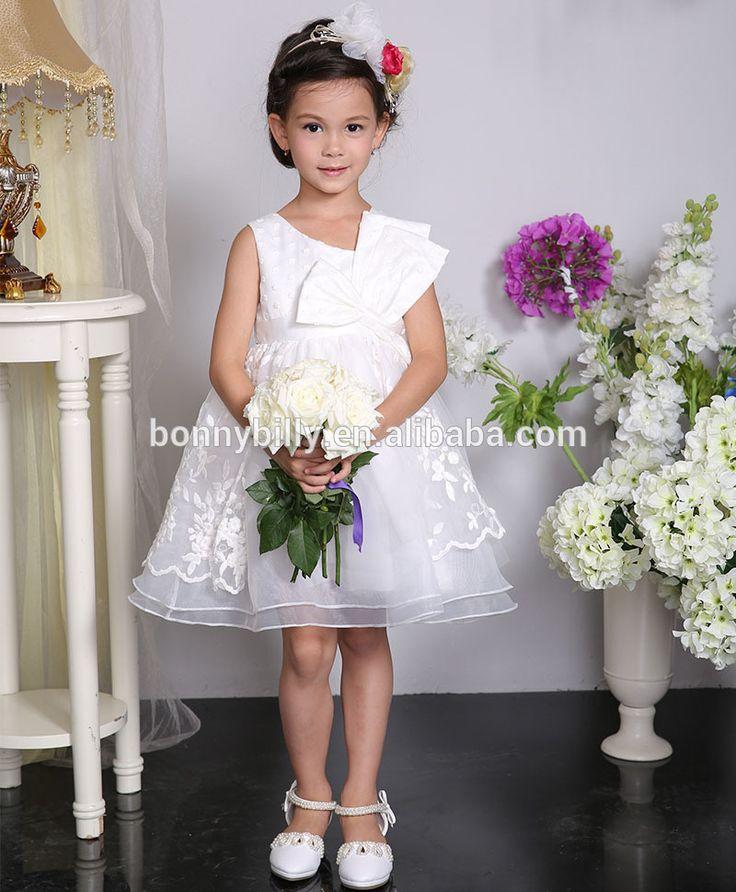 2015 Latest Design Gorgeous Lace Alibaba Wedding Dress, Children Wedding Gown,Girls Wedding Dresses Pattern