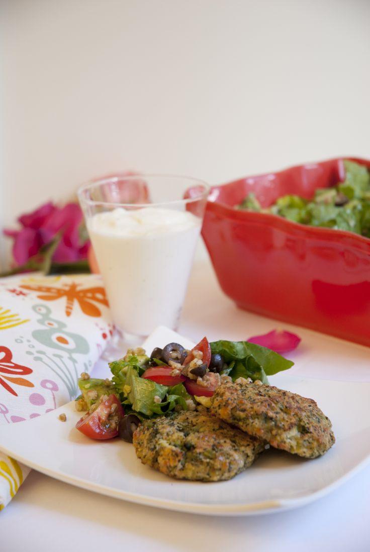 Överraskande goda biffar på broccoli och västerbottensost!