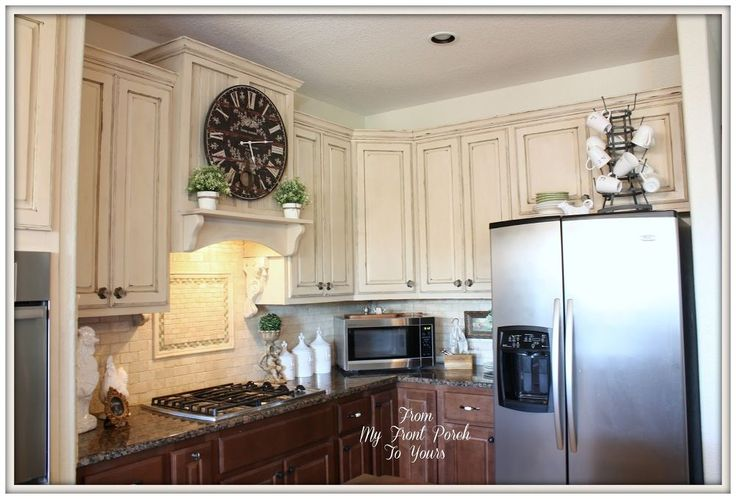 77 best images about home decor kitchen on pinterest for Best finish for painted kitchen cabinets