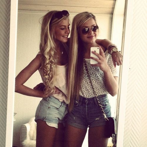 Long hair don't care hipster indie tumblr girl | H a i r ...
