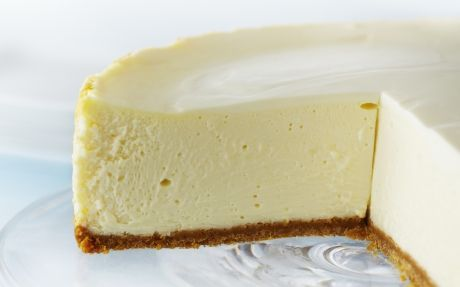 New York Style Cheesecake by Anna Olson (Cheese) @FoodNetwork_UK