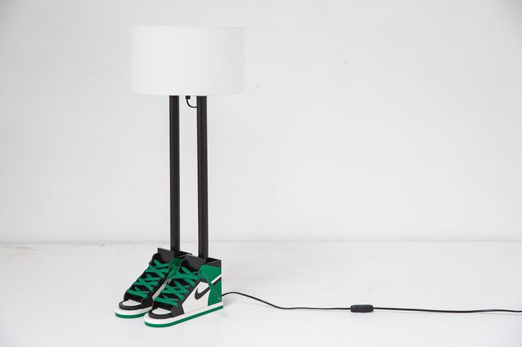 "Image of Grotesk & Case Studyo Reveal Their Final ""6ft 6in"" Lamp, ""The Boston"""