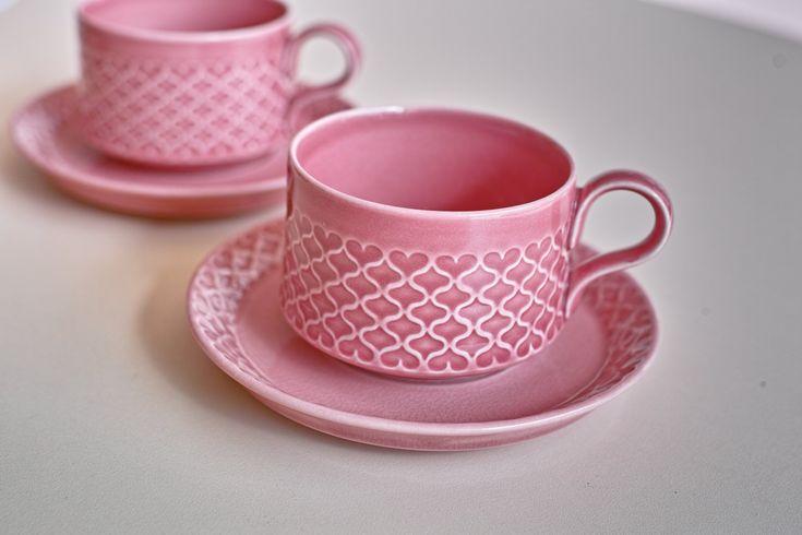 IHQ Quistgaard - Bing & Grøndahl - Stonewear - CORDIAL - Pink Palet