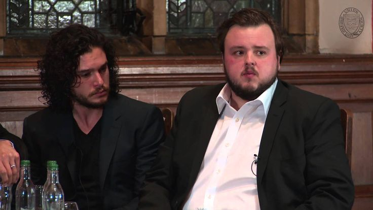 75 mins of Game of Thrones at the Oxford Union: Featuring the creators David Benioff and Daniel Brett Weiss along with actors Kit Harington and John Bradley.