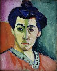 Madame Matisse - Obra de Henri Matisse