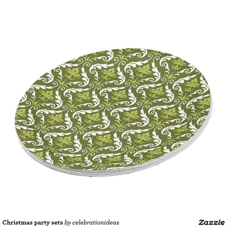 Christmas Party Paper Plates Part - 38: Christmas Party Sets · Christmas PaperChristmas PartiesPaper Plates