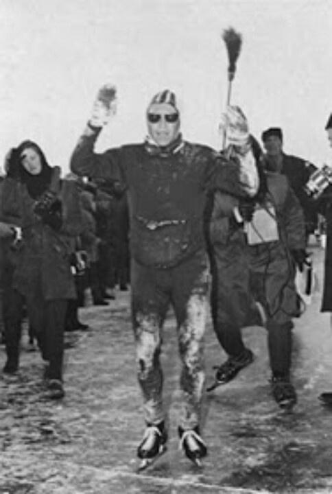 Reinier Paping de hel(d) uit '63 Elstedentocht