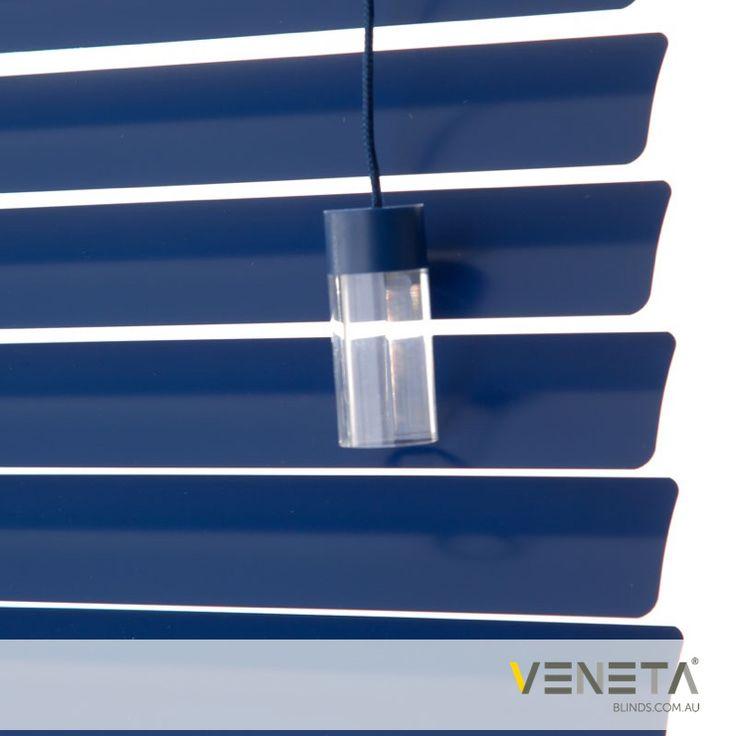 Veneta Blinds : Aluminium Blinds Colour : ROYAL BLUE