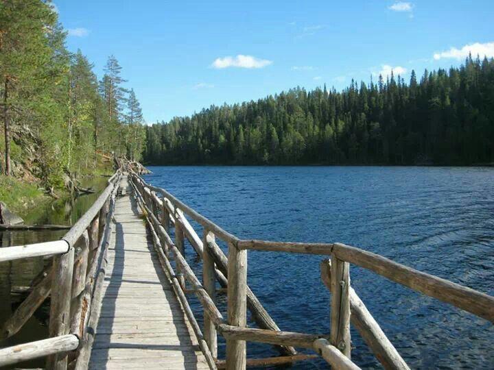 Hossa, Kuusamo