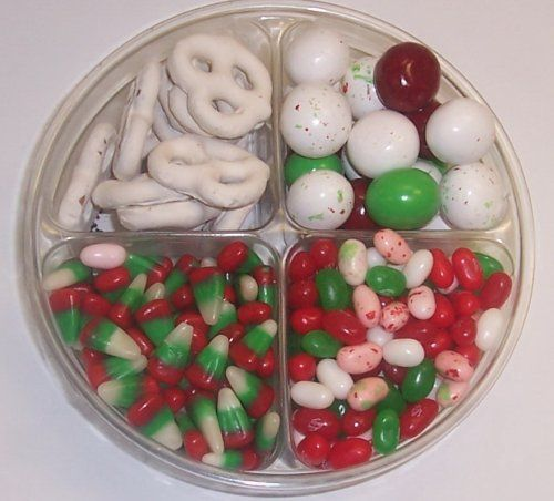 Scott's Cakes 4-Pack Christmas Mix Jelly Beans, Reindeer Corn, Christmas Malt Balls, & White Pretzels - http://bestchocolateshop.com/scotts-cakes-4-pack-christmas-mix-jelly-beans-reindeer-corn-christmas-malt-balls-white-pretzels/