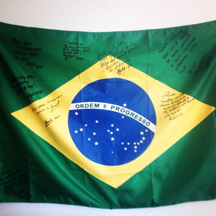 #brazil #family #familie #flag
