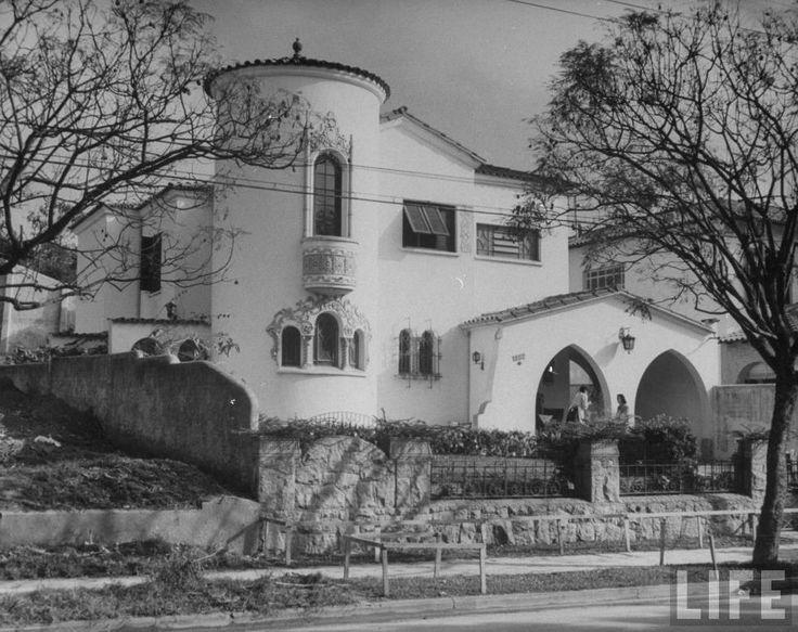 1947 - Avenida Pacaembu.