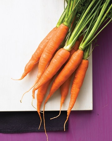how to know when to pick carrots from garden